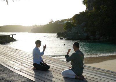 24 novembre 2018 <br />&#8211;<br /> Formation : Thérapie par le Yoga