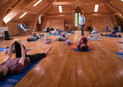 Yoga Thérapie : l'art d'accompagner le processus naturel de guérison